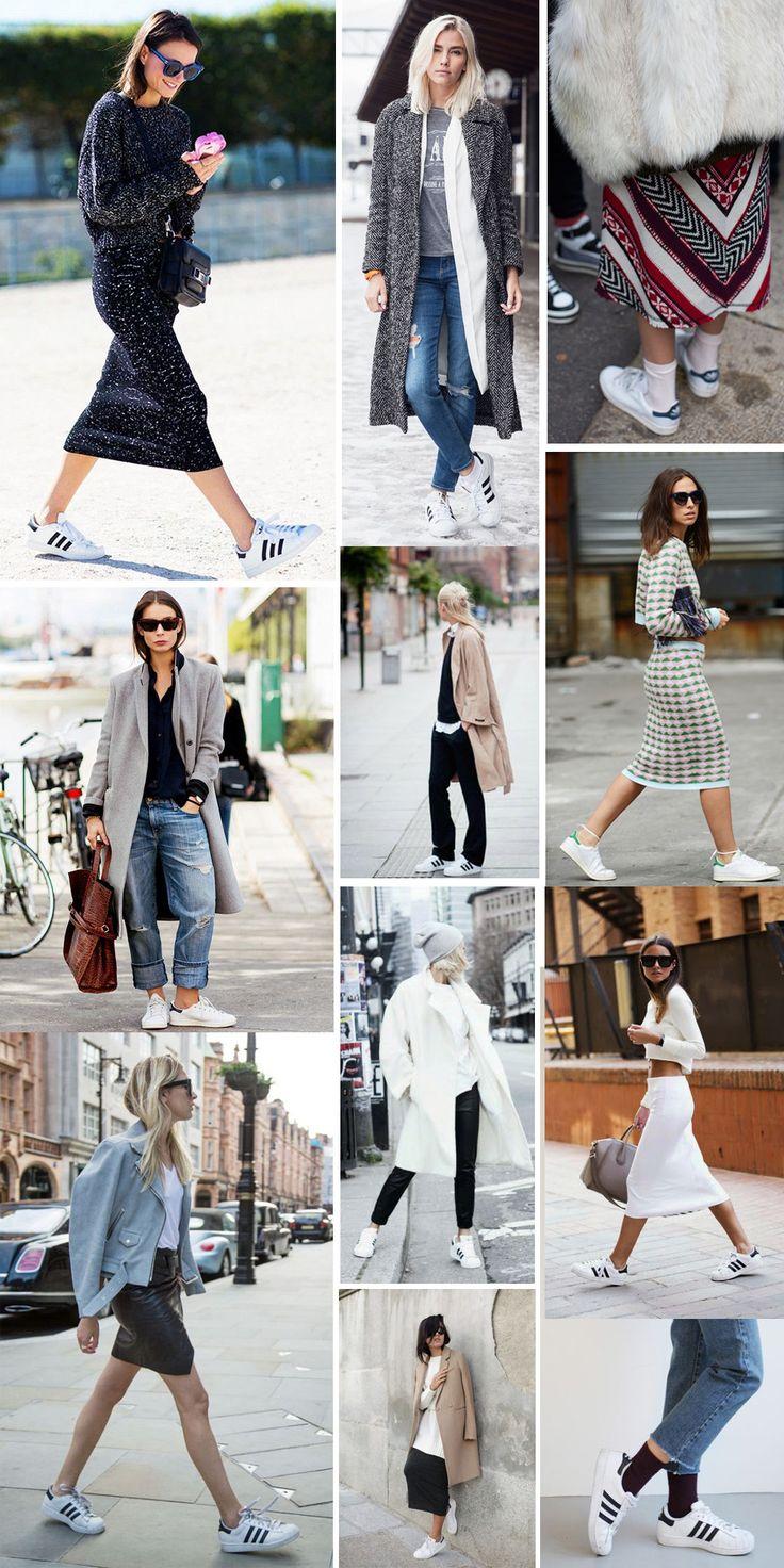 sneakers_bianche_adisas_superstar_stan_smith_primavera_2015_spunti_look_donna_momeme