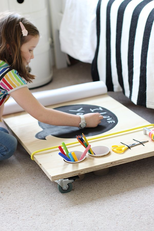 25 best ideas about kids art table on pinterest kids art station kids craft storage and kids. Black Bedroom Furniture Sets. Home Design Ideas