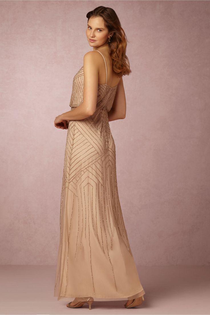 Vistoso Vestido De Boda Inspirado Gatsby Bosquejo - Colección de ...