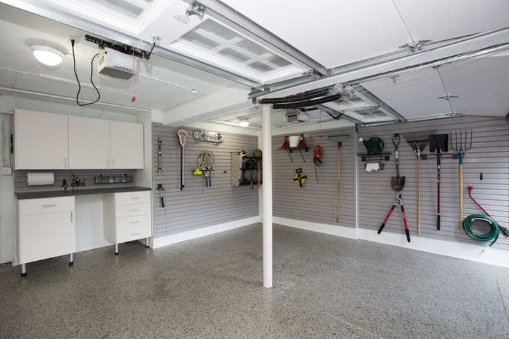 Beth & Christopher's GARAGE REVEAL | Buying & Selling
