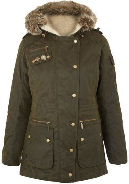Barbour Parka