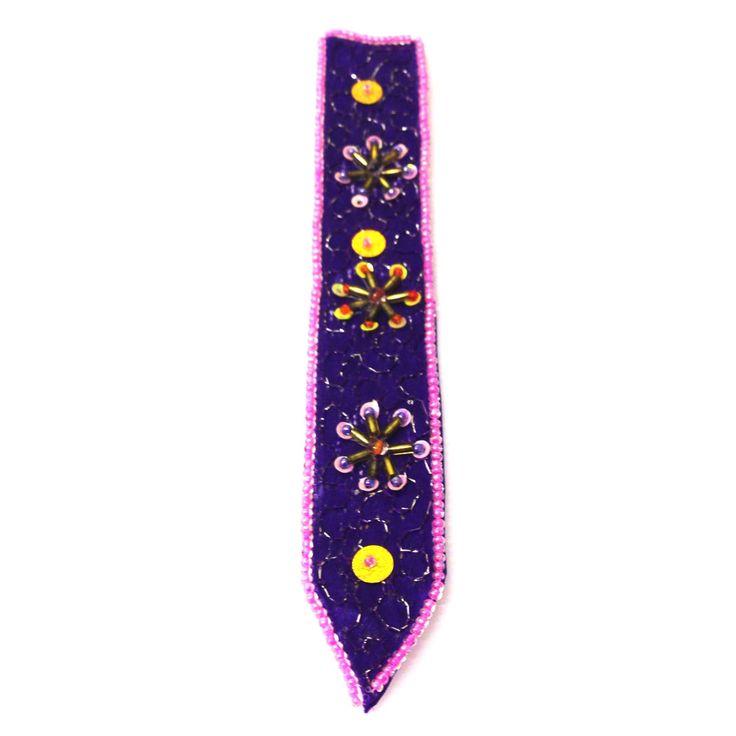Embellished Bookmark-£2 #prettytwisted #stationary #bookmark http://prettytwistedonline.co.uk/product/embellished-bookmark-10/