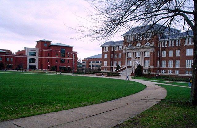 Mississippi State University Campus, Starkville, Mississippi