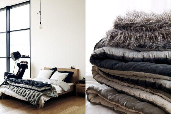 (via - emmas designblogg)Emma Design Blog, Bedrooms Cozy, Beds, Web Design, Interiors Design, Pia Ulin, House Book, Fight Agaton, Piaulin