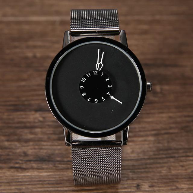 Paidu Men Brand Watch Men Business Quartz Watches Simple Trend 4 Styles Mesh Band Wrist Watch Relojes Hombre 2016 Saat