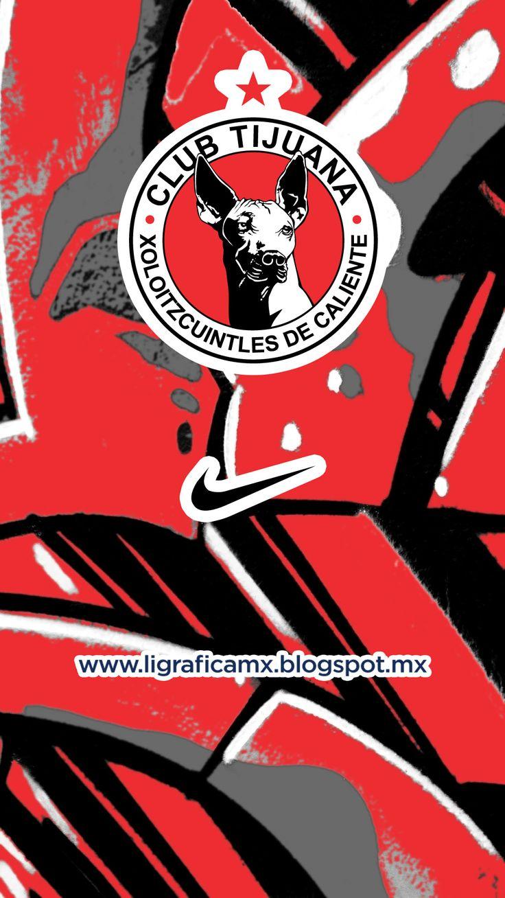 @Club Tijuana • Nike • LigraficaMX - 020414CTG