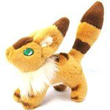 "Studio Ghibli Laputa Nausicaa Teto Fox Squirrel 9"" Plush Toy"
