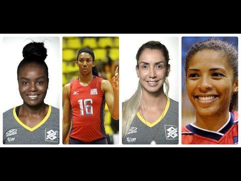 Top Middle Blocker : Fabiana Claudino/Thaísa Menezes (BRA) Vs Foluke Aki...