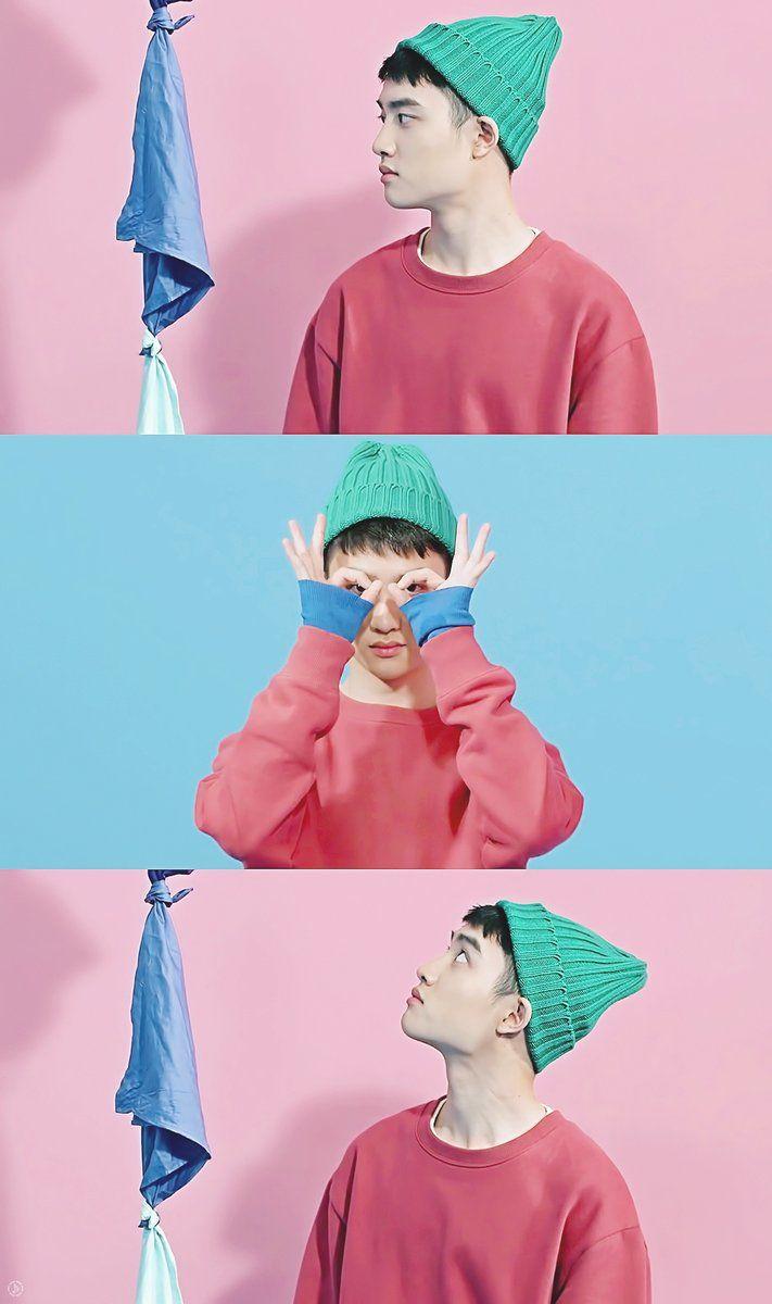 D.O EXO ❤️