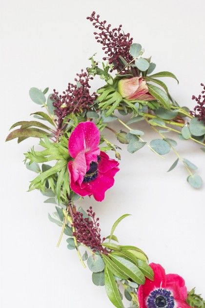 DIY to Try: Florals   theglitterguide.com