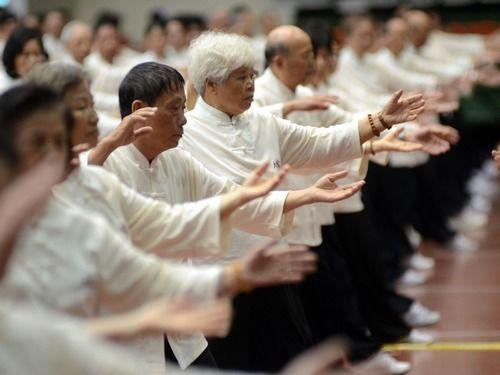 Tai chi helps reinvigorate stem cells, researchers find | Culture | FOCUS TAIWAN - CNA ENGLISH NEWS