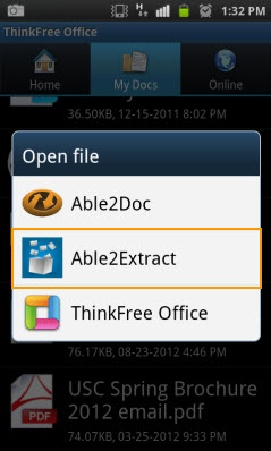 .Review: Able2Extract PDF Converter Mobile - Android and iOS
