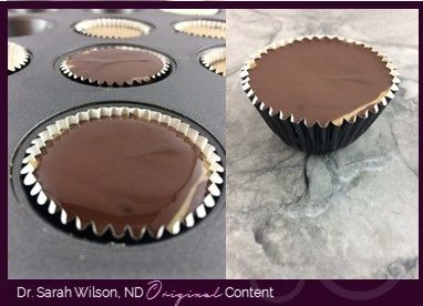 I do not believe in complete denial of all things delicious, because to be honest, it is when you feel deprived that you are most likely to binge, and eat all of the sweets, or chips, uncontrollably.  So try out this delicious holiday treat for your next party!