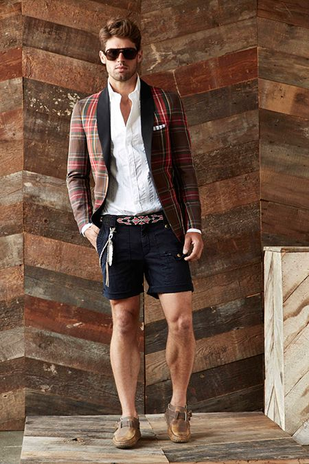 Great outfit! OK..time to save my pennies....  Michael Bastian Spring/Summer 2015.