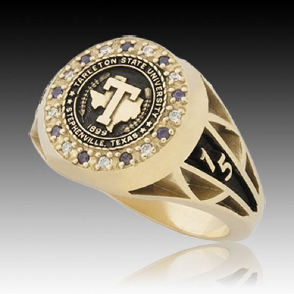 This Is My Class Ring Except Mine Is Silver