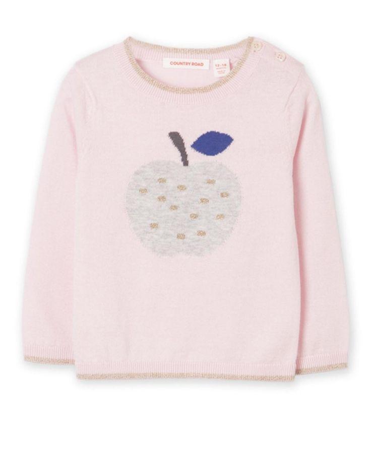 Apple Knit