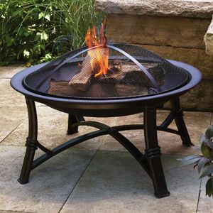 "Better Homes and Gardens 30"" Outdoor Fire Pit $48.00"