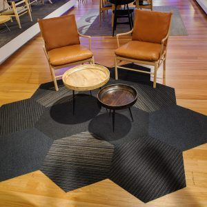 Hexagon Carpet Tile Shaw