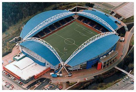 John Smith's Stadium - Huddersfield Town FC
