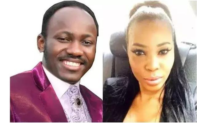STEPHANIE OTOBO CHARGED WITH BLACKMAIL OVER APOSTLE JOHNSON SULEMAN SEX SCANDAL