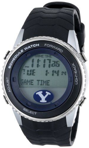 I love being LDS -  NCAA Men's COL-SW-BYU Schedule Series BYU Cougars Watch / http://www.mormonproducts.net/ncaa-mens-col-sw-byu-schedule-series-byu-cougars-watch/