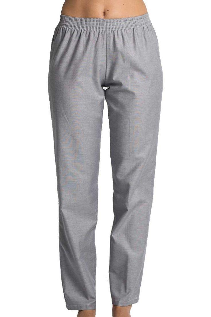 75ef4f0b2 Resultado de imagen para pantalones de chef para mujer | uniforme ...