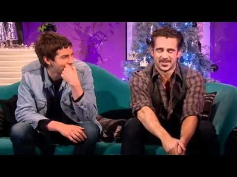 Jim Sturgess & Colin Farrell - CHATTY MAN lolol Watched this for Jim, ended up laugh hysterically because of Colin. He is VERY funny!