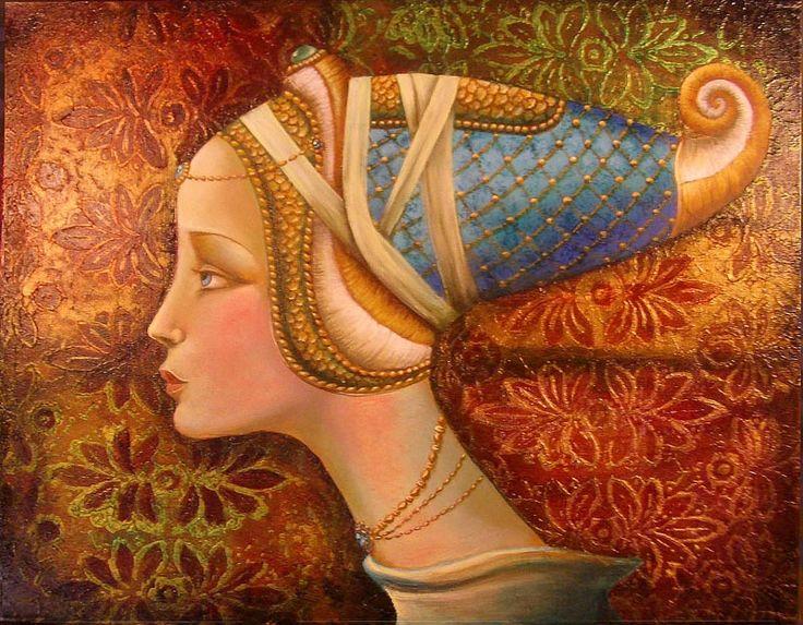 Il mondo di Mary Antony: Le fantasie medioevali di Sergey Ivchenko