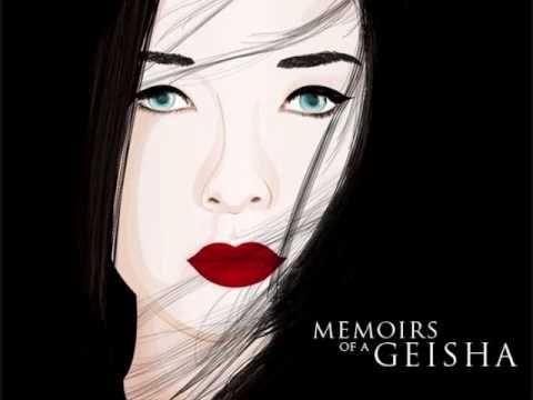 Music memoirs of a geisha