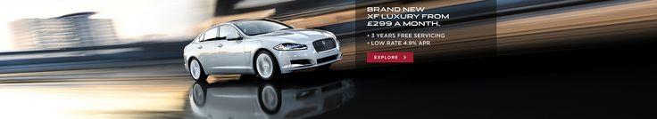 XF Jaguar Offer