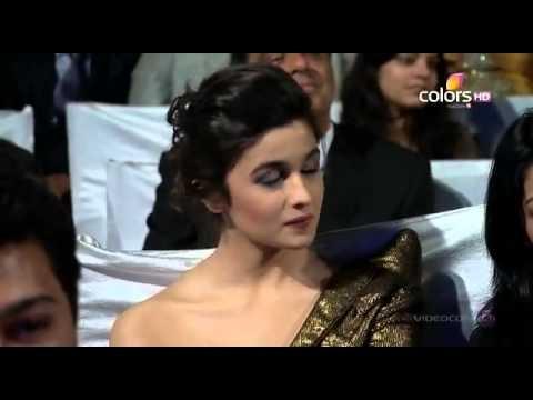 19th Annual Colors Screen Awards 2013 - DADDAANG G जी (Ranbir Kapoor Dance @ 2hrs and 6min)