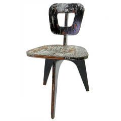 craft chair inspired by norman cherner modern decorative