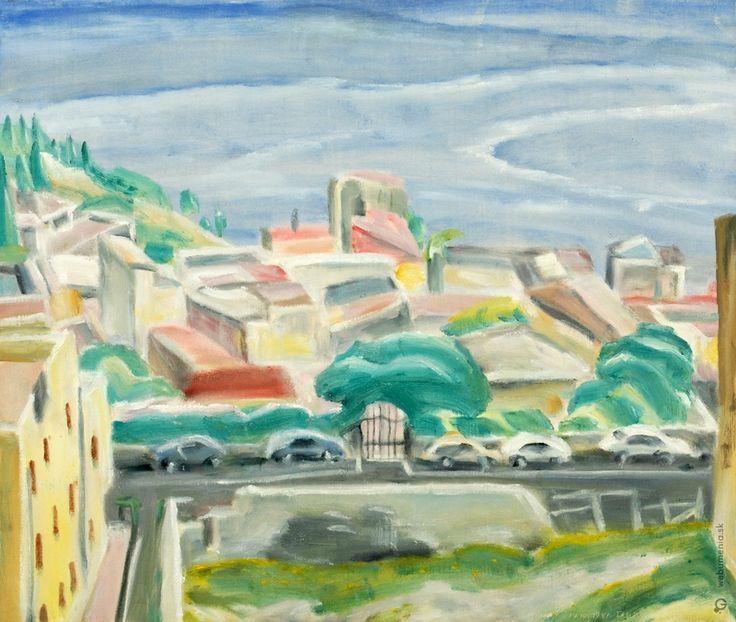 Ernest Zmeták: Taormina:1981