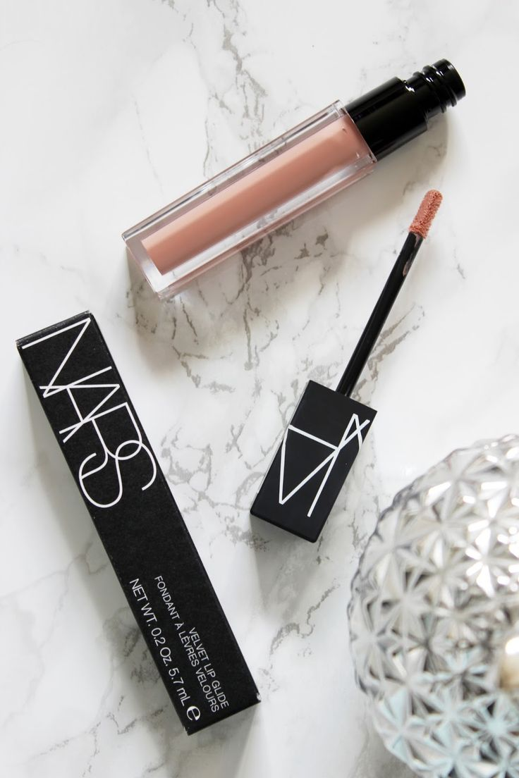 NARS Velvet Lip Glide in 'Stripped'   Review & Swatches