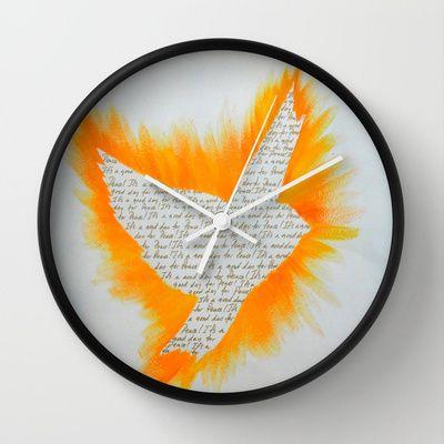 ThePeaceBombs - Good day for Peace Wall Clock by ThePeaceBombers - $30.00ThePeaceBombs - Good day for Peace Wall Clock by ThePeaceBombers - $30.00 #peace #decor #clock #home #trendy #thepeacebomb#shopping