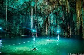 Yucatan Cave Diving