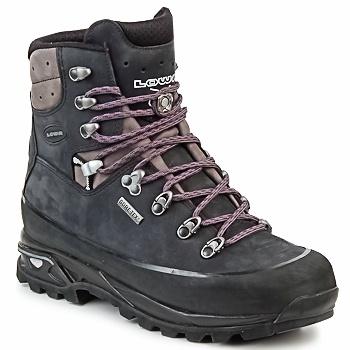 Lowa TIBET PRO GTX® Negro / Graphite Botas de senderismo para hombre. Men walking boots. bottes de randonnée pour homme. #botas #senderismo #hombre