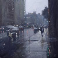 Waymouth Street Showers by M. Barr