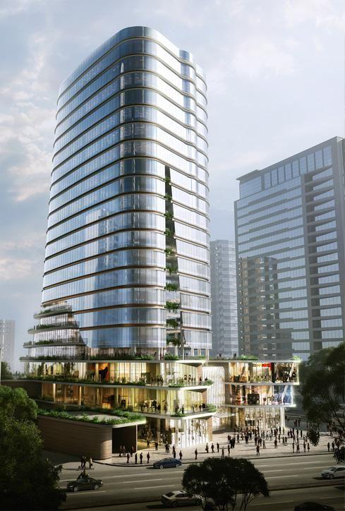 Gemdale Changshou Road