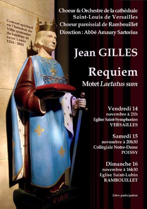 Requiem de Jean Gilles