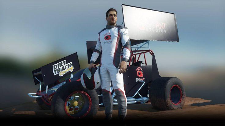 New Dirt Track Racing Game hits Kickstarter - $10,000 raised already https://racingnews.co/2016/02/15/new-dirt-track-racing-game-hits-kickstarter-big-ant-studios/ #dirtracing