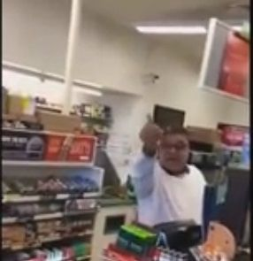 Man Goes Off On A 7-11 Store Clerk Over 12 Cents