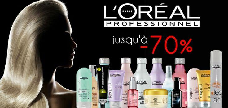Produits de coiffure (Kerastase, L'Oreal Professionnel...) et Matériel de Coiffure (lisseur, tondeuse cheveux...) chez Hairstore