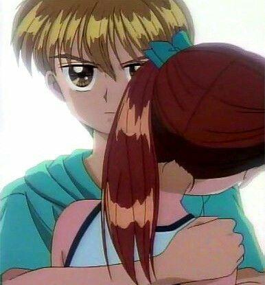 Akito and Sana from Kodocha/Kodomo no Omacha, I love they're story