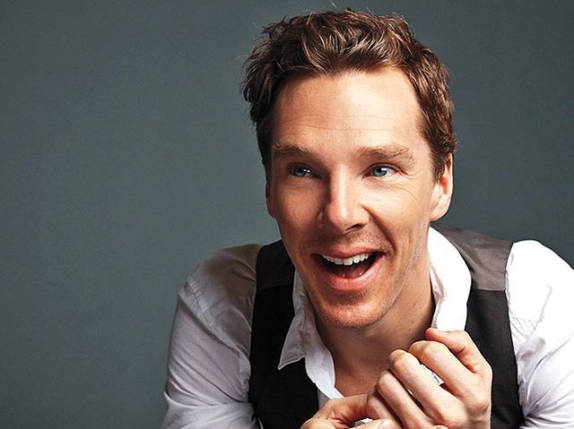 I got: Benedict Cumberbatch! Which English Actor Would You Date?