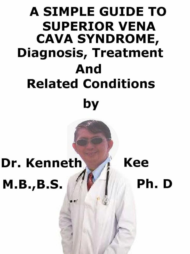 A Simple Guide To Superior Vena Cava Syndrome, Diagnosis, Treatment And Related Conditions http://amazon.com/dp/B01KVVXSBA