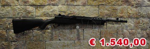 NUOVO N-0191 http://www.armiusate.it/armi-lunghe/fucili-a-canna-rigata/nuovo-n-0191-ruger-mini-30-calibro-762x39mm_i246194
