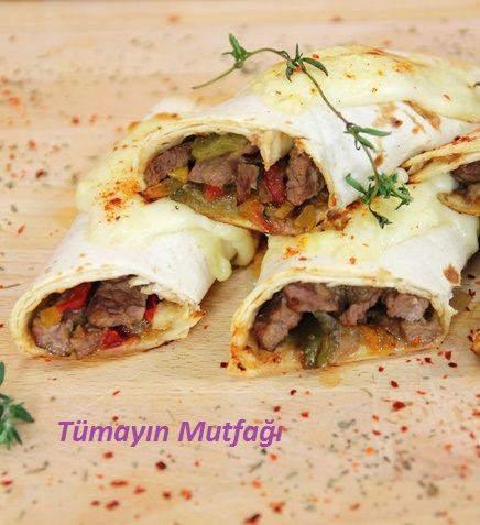 SEBZELİ BİFTEKLİ DÜRÜM; http://www.tumayinmutfagi.com/TarifYorum-1004-yemek-tarifleri_sebzeli-biftekli-durum.htm