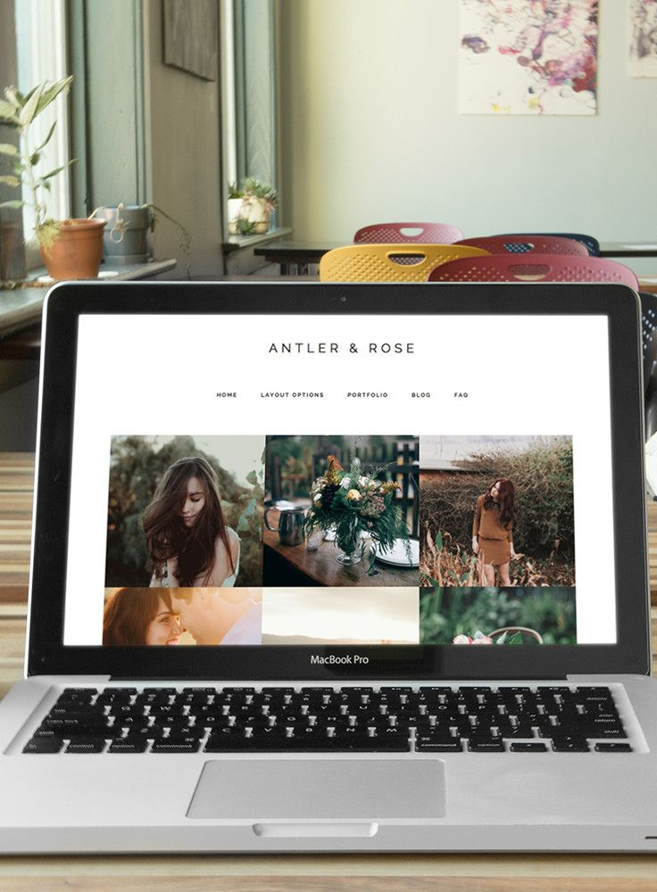 20 Handpicked WordPress Themes for Your Photography Business