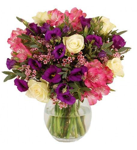 Best wedding anniversary flowers images on pinterest